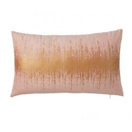 Dekorační polštář Electro Pink 30x50 cm