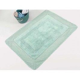 Koupelnová předložka Lizz Mint 90x135 cm