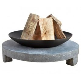 Koš na oheň Granit Terrazzo Round