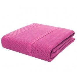 Pléd Lora Pink 130x170 cm