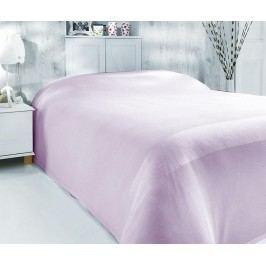 Přehoz Pique Pike Lilac 160x240 cm