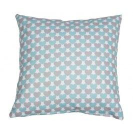 Dekorační polštář Aqua Love 45x45 cm