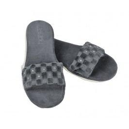 Domácí papuče Premium Dark Grey 36-37