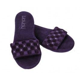Domácí papuče Premium Orchid 36-37