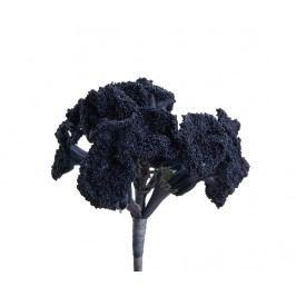 Umělá květina Coral Dark Blue