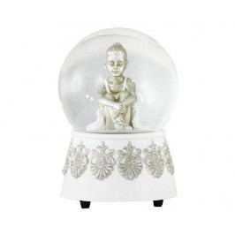 Dekorační skleněná koule Little Ballerina Snow