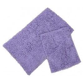 Koupelnová předložka Drop Lilac 70x120 cm