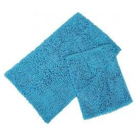 Koupelnová předložka Drop Turquoise 70x120 cm