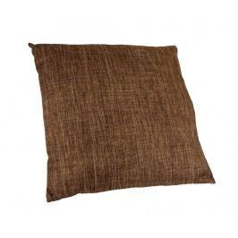 Dekorační polštář Natural Brown 45x45 cm