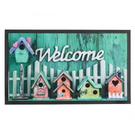 Rohožka Welcome Houses 45x75 cm