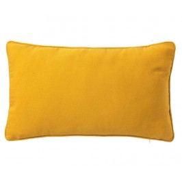 Dekorační polštář Loving Colours Yellow 30x50 cm