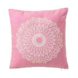 Dekorační polštář Love Trends Pink 45x45 cm