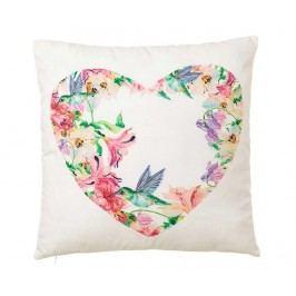 Dekorační polštář Heart 45x45 cm