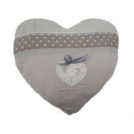 Dekorační polštář Heart 40x40 cm