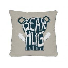 Dekorační polštář Bear Hug 45x45 cm
