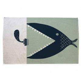 Kobereček Shark 90x140 cm