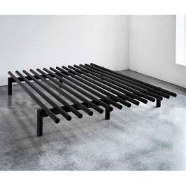 Rám postele Pace Black 160x200 cm