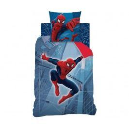 Ložní povlečení Single Ranforce Spiderman