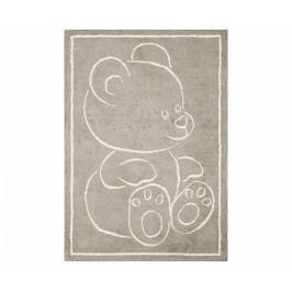 Koberec Teddy Bear Beige 100x150 cm