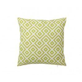 Dekorační polštář Geometry Green 45x45 cm