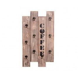 Držák na klíče Coffee