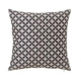 Dekorační polštář Join Dark Grey 45x45 cm