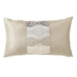 Dekorační polštář Serene Beige Brown 30x50 cm