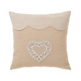 Dekorační polštář Love 45x45 cm