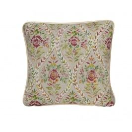 Dekorační polštář Wallpaper Flowers 45x45 cm