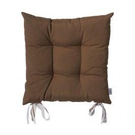 Polštář na sezení Easycare Brown 41x41 cm