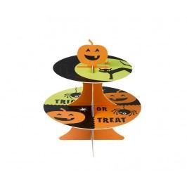 Dvoupatrový podnos Happy Pumpkin