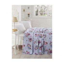 Přehoz Pique Grete Lilac 160x235 cm
