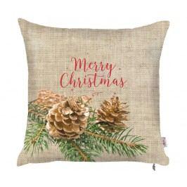 Povlak na polštář Christmas Pinecone 43x43 cm