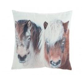 Dekorační polštář Ponies 45x45 cm