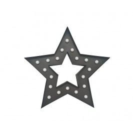 Nástěnná světelná dekorace Star