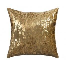 Dekorační polštář Geometric Gold 45x45 cm