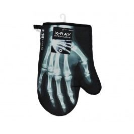 Kuchyňská chňapka X-ray