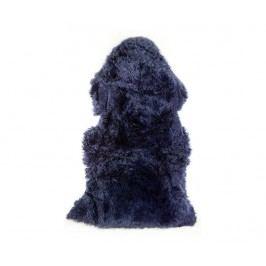 Ovčí kožešina Leedo Blue 60x120 cm