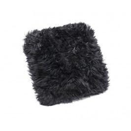 Dekorační polštář Niserie Black 45x45 cm