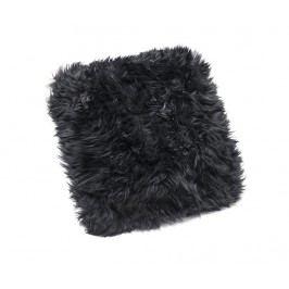 Dekorační polštář Niserie Black 30x30 cm