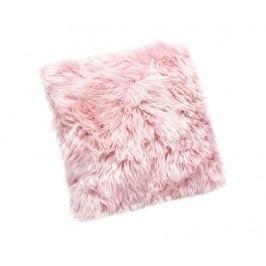 Dekorační polštář Niserie Pink 30x30 cm