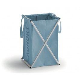 Skládací koš na prádlo Blue