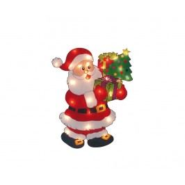 Světelná dekorace Santa Claus