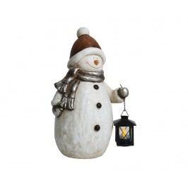 Zahradní dekorace Snowman