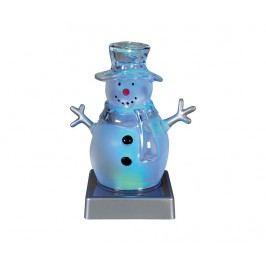 Sada 3 světelných dekorací The Snowman