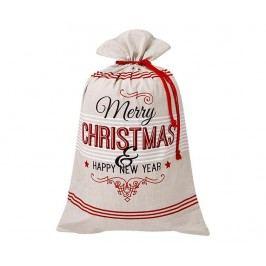Dekorační sáček Merry Christmas