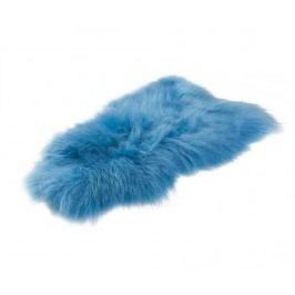 Ovčí kožešina Icelandic Light Blue 60x90 cm