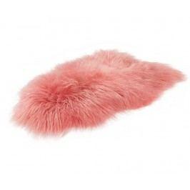Ovčí kožešina Icelandic Pink 60x90 cm