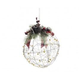 Závěsná dekorace Bright Globe