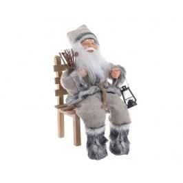 Dekorace Jolly Santa Claus